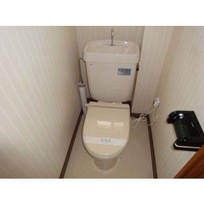 シャワートイレ設置済