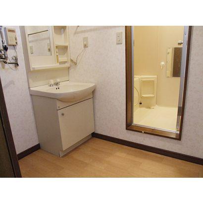 洗面所~浴室