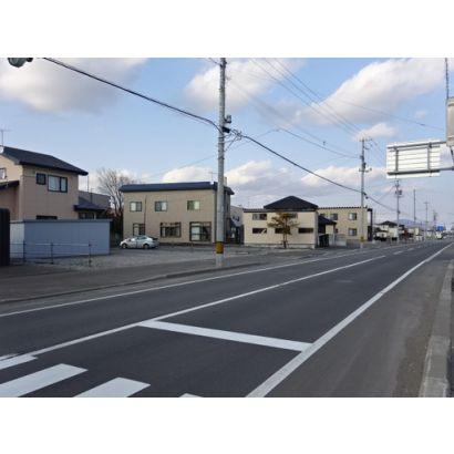 前面道路(18.00m)