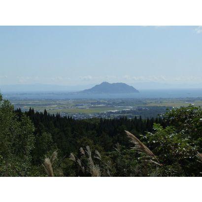 きじひき山からの眺め・・・・