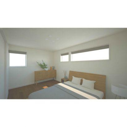 主寝室 内観パース(画像はイメージです)