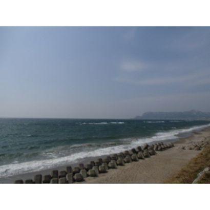 函館山方向の眺望です。