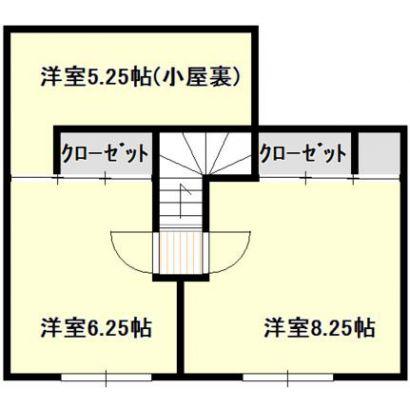 間取り 2階